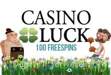 CasinoLuck | 100 FreeSpins
