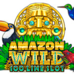 Machine à sous Amazon Wild