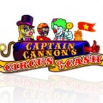 Captain Cannon's Circus of Cash online slot review and free play