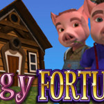 Piggy Fortunes Slot available at all top microgaming online casinos this April
