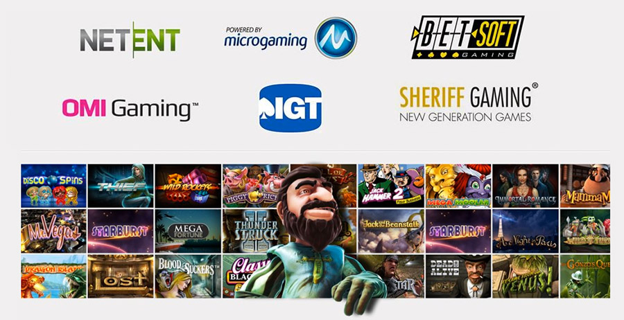 Guts Casino 100 free spins casino games