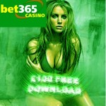 Exciting 25% rebate offer live at Bet365 Casino