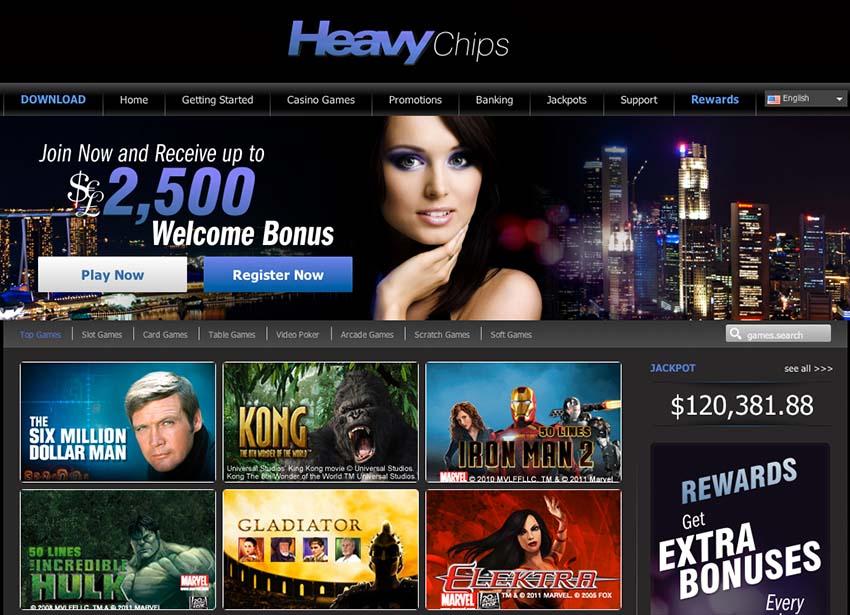 heavy chips casino