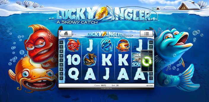start online casino angler online