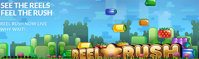 Netent Free Spins On Reel Rush Slot At Casumo Casino
