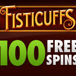 Stan James Casino offering 100 (NetEnt) Free Spins on Fisticuffs Slot