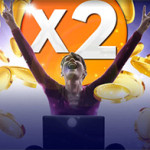 Double up on your deposits and winnings at CasinoEuro