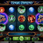 Magic Portals Slot coming to NetEnt Casinos this August