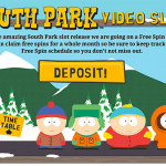iGame releases South Park free spins schedule