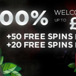 50 Blood Suckers Free Spins | min £/€/$20 deposit at Next Casino