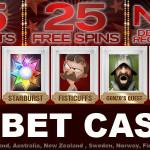 Get 25 Free Spins at RedBet this November – no deposit needed