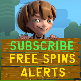 subscribe free spins