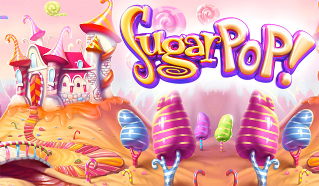 Sugar pop candy crush tetris style slot live at tropezia