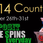 No Deposit New Years Free Spins 2014 at Guts Casino