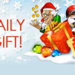 Christmas Free Spins, Free Money & reload bonuses at Casino Euro