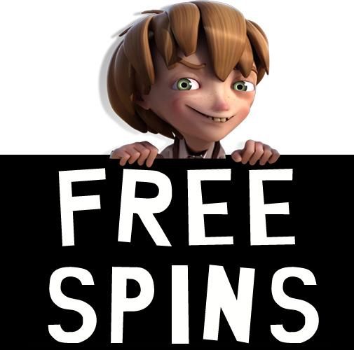 Free Spins No Deposit NetEnt Casinos