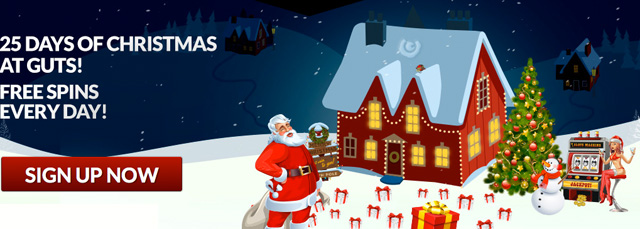 No Deposit Required Christmas Free Spins