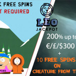 10 South Park Free Spins No Deposit Needed at Leo Jackpot Casino