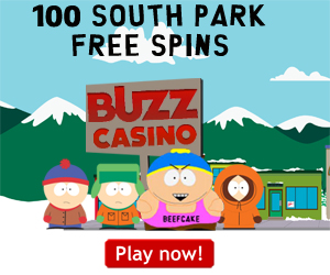 100 South park Free Spins