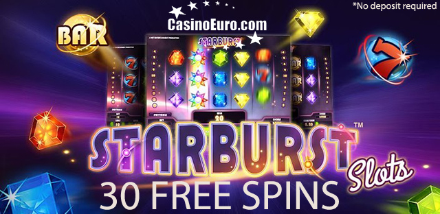 Starburst free spins no deposit required astuce casino forum