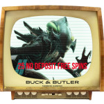 25 Aliens FreeSpins No Deposit Required at Buck And Butler Casino