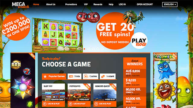 online casino no download free spin game