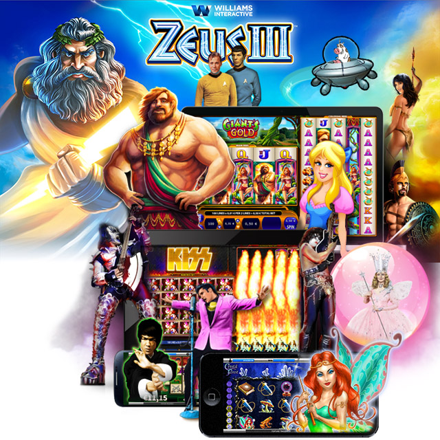 williams interactive online casino