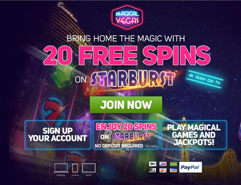 Magical Vegas Reviews