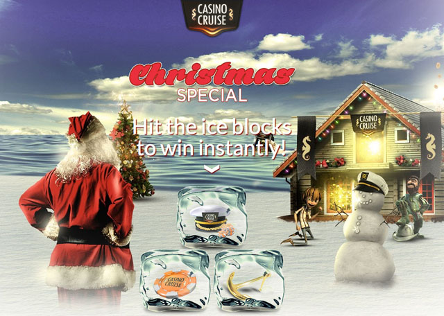 Casino-Cruise-Christmas-Free-Spins-2015