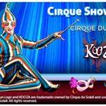 Drueck Glueck Casino | Win a Grand Prize to see Cirque du Soleil's Amaluna show
