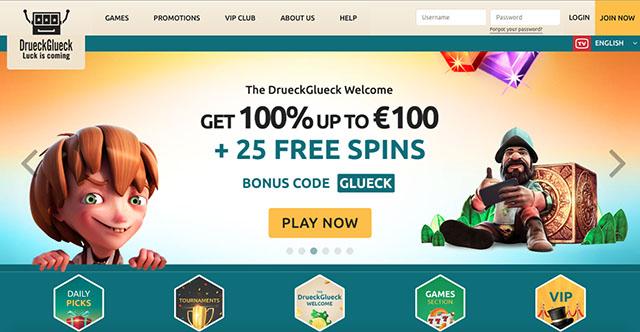 25 euro bonus casino