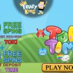 Fruity King Casino November 2016 Bonus Codes now available