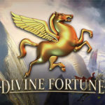 Get up to 350 Divine Fortune Free Spins every day at Royal Panda Casino