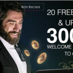 Roy Richie EXCLUSIVE First Deposit offer – 300% up to €60 + 20 No Deposit free spins