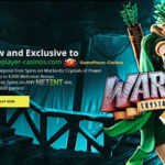 Exclusive April Promotion at Jetbull Casino: Get 10 No Deposit free spins on Warlords: Crystals of Power Slot
