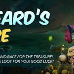 Blackbeard's Treasure Multiplier Race at BetAt Casino – join in on the adventure now!