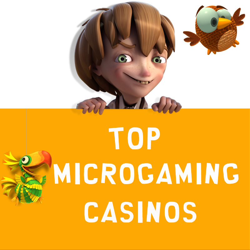 Top Microgaming Casinos