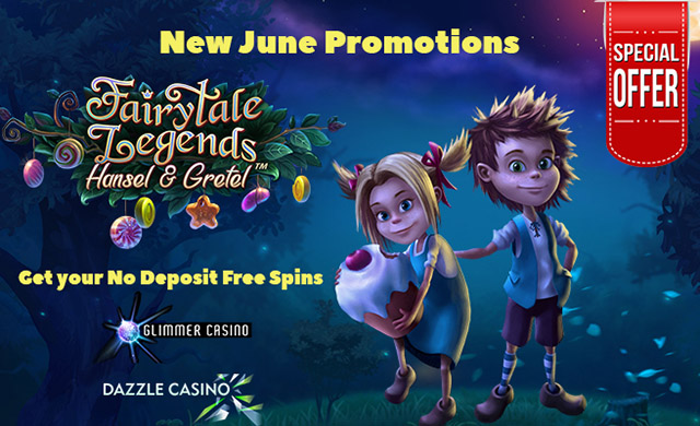 June No Deposit Free Spins