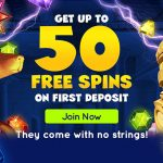 New Casino Offer! PowerSpins Casino Welcome Bonus – Deposit £1 and get 1 Wager-free free spin! Up to 50 Free Spins available