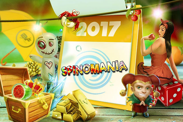 Spinomania Thursday Free Spins