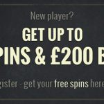 NEW Viking Slots Free Spins Offer: Get a 100% up to €200 + 20 Free Spins