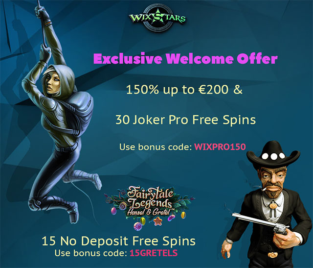 Exclusive Casino Offer