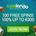 Get 10 NetEnt Bonus Spins No Deposit at Casilando