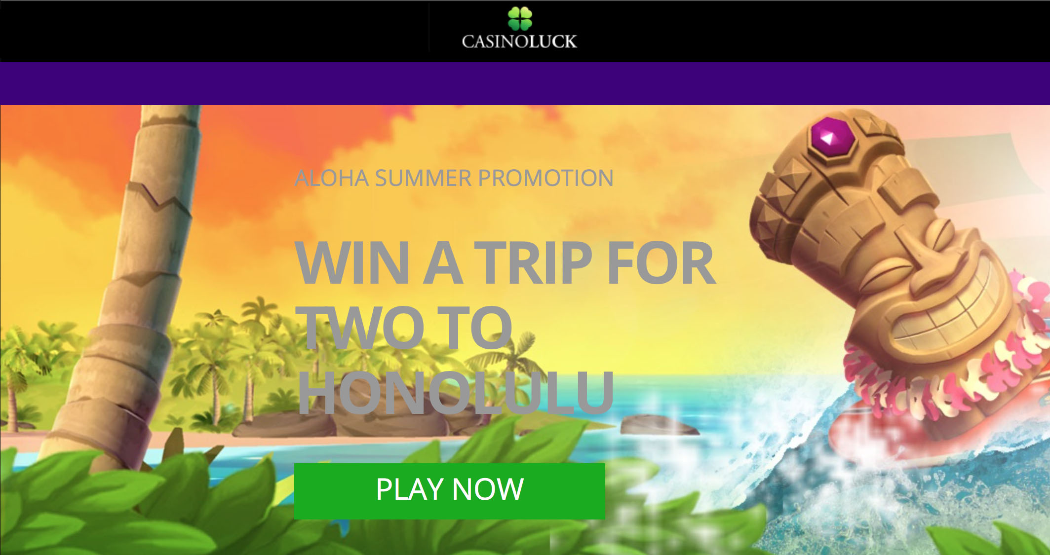 Aloha Promotion