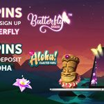Join the Mad About Slots Free Spins No Deposit Promotion now! Get 10 Free Spins No Deposit on the ButterFly Staxx Slot