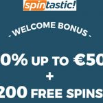 Are you looking for No Deposit Free Spins? Get 20 Spintastic Casino No Deposit Free Spins on sign up!