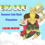 5 days left in the €10,000 VikingHeim Summer Coin Rush Tournament!