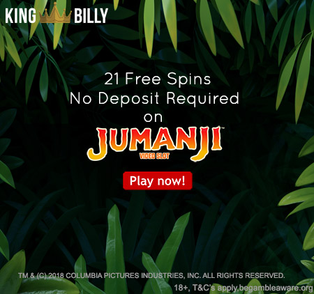 king billy casino sign up bonus