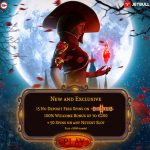 NEW March 2018 offer | Collect your Exclusive Bloodsuckers 2 No Deposit Free Spins at Jetbull Casino today!
