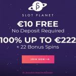 Slot Planet Casino No Deposit Bonus – Get your €10 No Deposit Bonus on sign-up!
